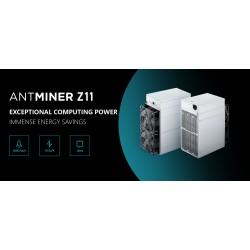 Asic майнер Bitmain Antminer Z11 135 kSoL, без блока питания